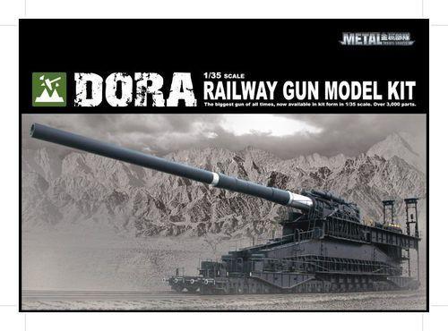 Nouvelle génération, génération, génération, nouveau choix SOAR ART DORA RAILWAY GUN 35001 | Qualité Et Quantité Assurée  d61051