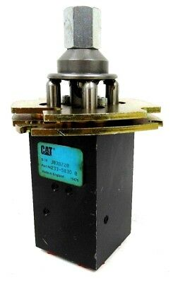 Reasonable Nuovo Caterpillar 233-5830-b Joystick Pilot Valvola 2335830b Commercio, Ufficio E Industria