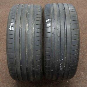 2-x-Michelin-Pilot-Sport-4-275-40-R20-106Y-N0-Sommerreifen-2616-7mm