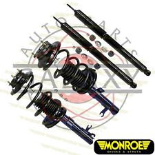 Monroe Brand New Front Struts & Rear Shocks For For Ford Focus ZX3 ZX5 ZTS