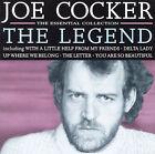 Legend/Essential Collection by Joe Cocker (CD, Jun-1992, Epic)