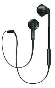 Philips In-Ear Bluetooth Earphone with Mic SHB5250