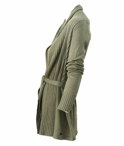 Col Cardigan Maglia Tag Varie Jeans Pepe Verde Donna x5Z87Iwwq
