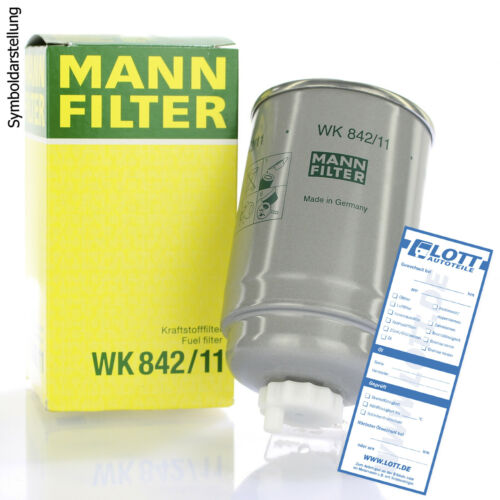 Homme-FILTRE CARBURANT FILTRE de carburant filtre filtres WK 829//7