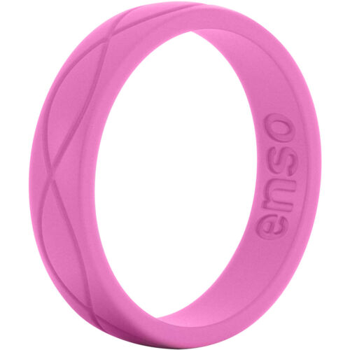 Enso bagues infinity Series Silicone Ring-Disponible en hommes et femmes