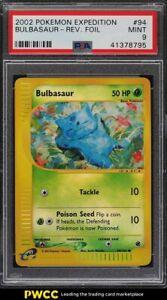 2002-Pokemon-Expedition-Reverse-Foil-Bulbasaur-94-PSA-9-MINT