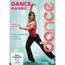 """JESSICA MELLENT """"DANCE AEROBIC"""" DVD NEU"""