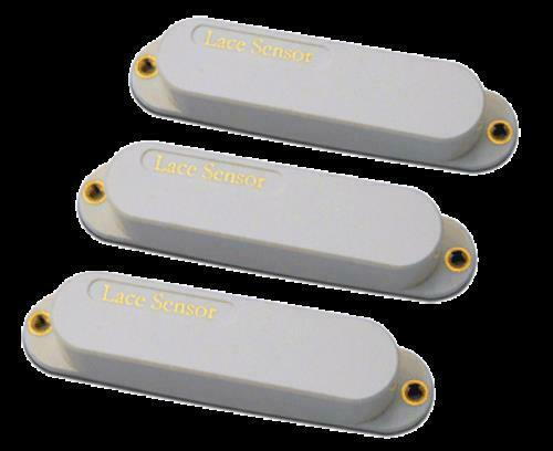 Gold Single Coil Pickup 3- Pack