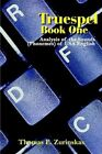 Truespel Book One Analysis Sounds Zurinskas Authorhouse Paperback 9781410766298