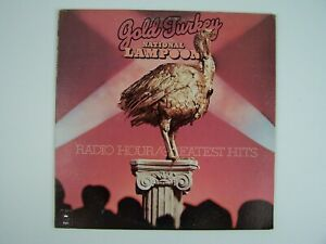 National-Lampoon-Gold-Turkey-Radio-Hour-Greatest-Hits-Vinyl-LP-Record-Album