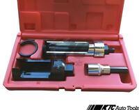 Mercedes Benz 4 Pieces Injector Nozzle Puller Set