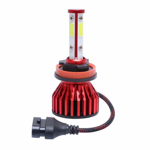 1x X17 DOB H7 H1H4 9003 5000LM 50W LED Headlight Hi//Lo Beam Bulbs 6000K White