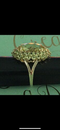 14k Gold Ring Size 9