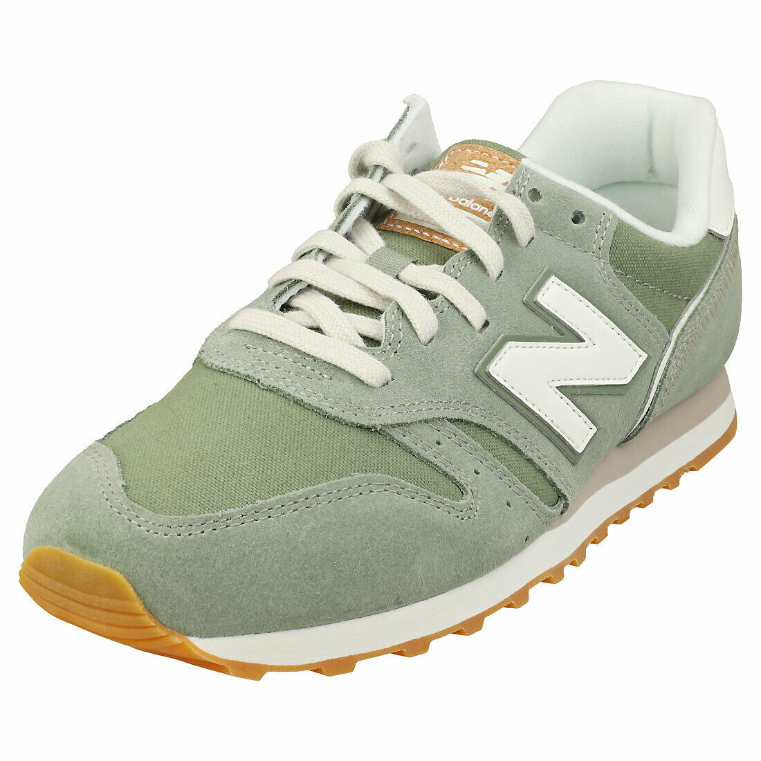 New Balance 373 Mens Green Casual Trainers - 7 UK