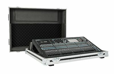Pro-audio Equipment Cases, Racks & Taschen Flight Case Für Allen & Heath Qu24 Mixer Mangelware