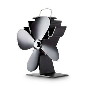 stromloser kaminofen ventilator stove fan 4s gebl se f r ofen holzofen ebay. Black Bedroom Furniture Sets. Home Design Ideas