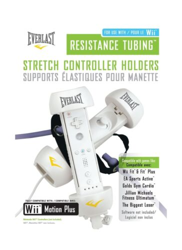 Wii//Wii Fit Everlast Resistance Tubing