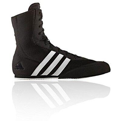 7db0703e1bb68 adidas Box Hog 2 Junior Boxing Boots   eBay