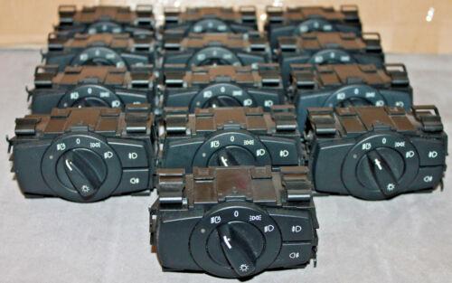 BMW E87 E81 E82 E90 E91 E92 E93 X1 Lichtschalter Xenon Lichtautomatik 6932796