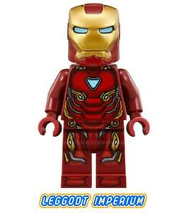 Lego Super Heroes Iron Man Mark 50 ARMOR FIGURINE SH496