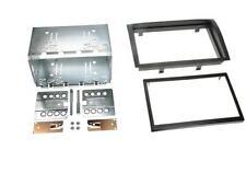 FIAT DUCATO (250)  ab 2006 -> ; Auto Radio Blende, Einbau Rahmen, Doppel-DIN