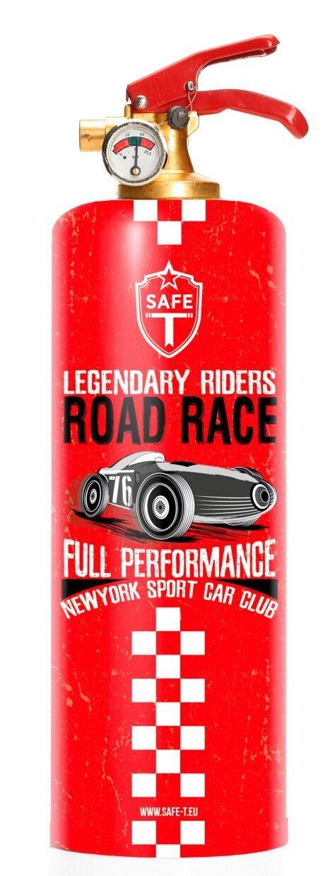 DNC-TAG Safe-T Feuerlöscher ROAD RACE