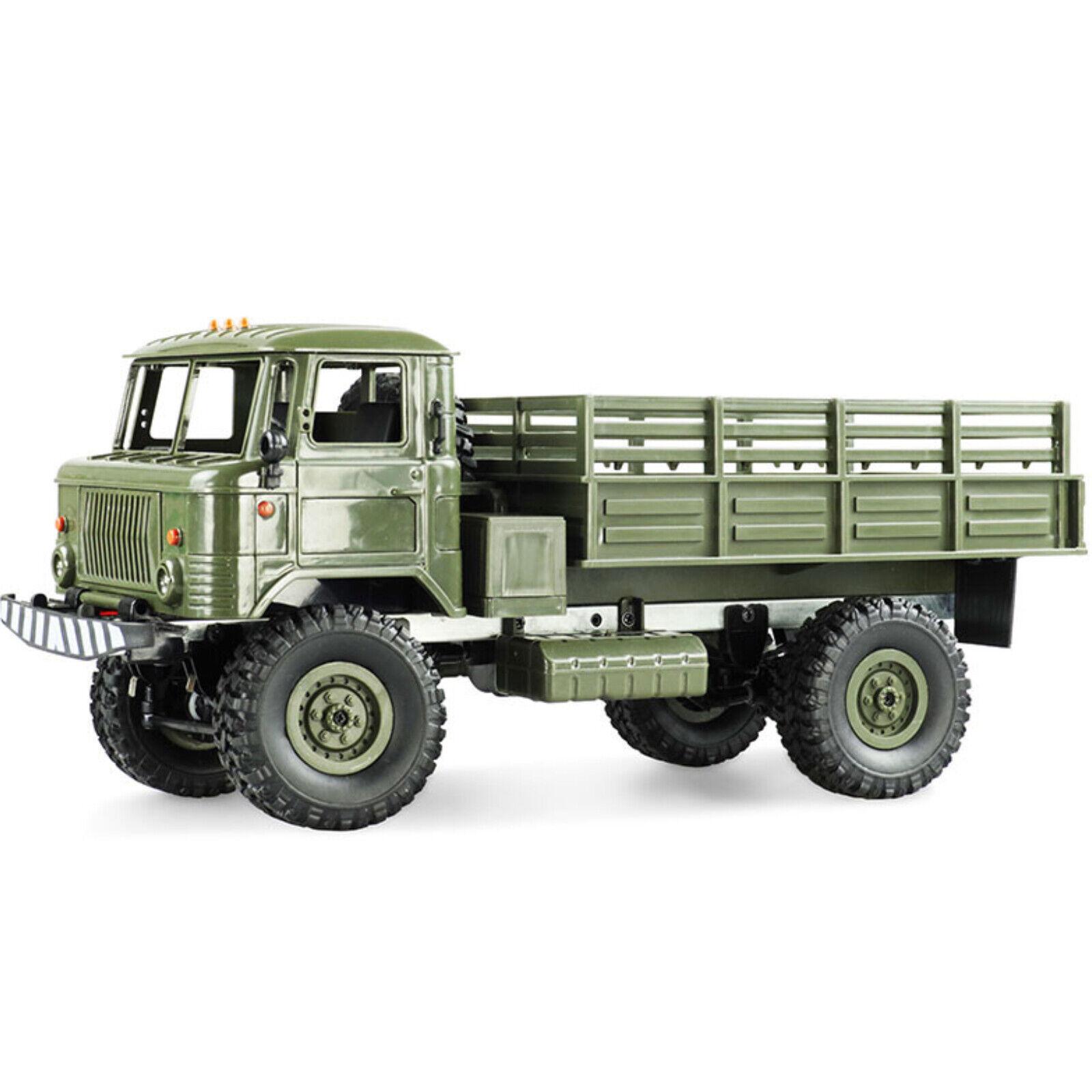 Amewi Amewi Amewi gaz-66 CAMION 4wd 1 16 verde KIT 22349 48fe4d