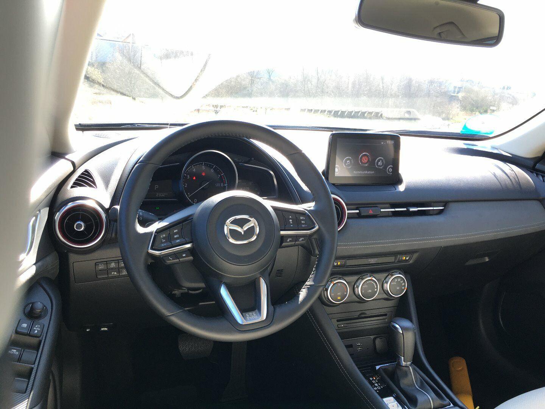 Mazda CX-3 2,0 Sky-G 150 Optimum aut. AWD - billede 11