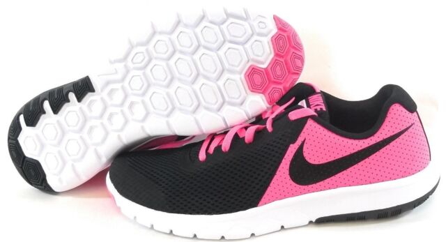 the best attitude 42923 59191 NEW Girls Kids Youth NIKE Flex Experience 5 844991 600 Pink Sneakers Shoes