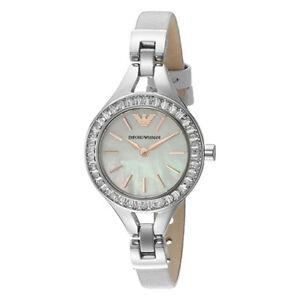 Armani-Women-039-s-Dress-30m-Quartz-Stainless-Steel-Watch-AR7426