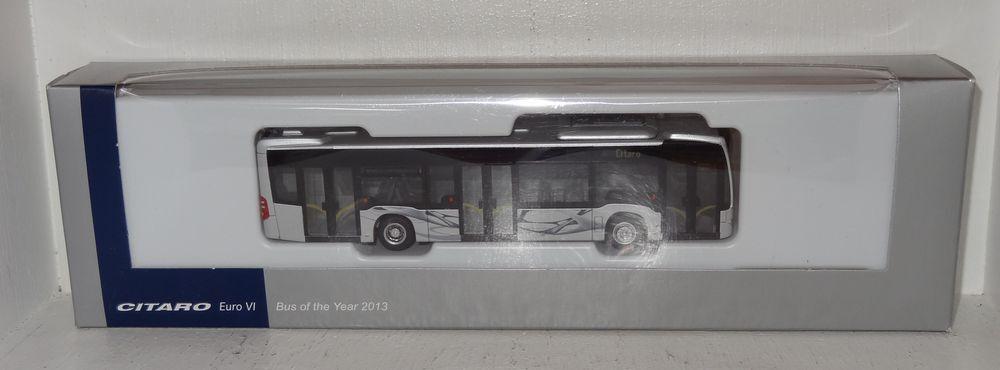 Rietze MB Citaro EUR I vi autobús of the Year 2013 1 87 en embalaje original (r2_3_32)