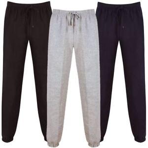 MusclePharm Mens MP Joggers Open Hem Fleece Jog Pant Sports Bottoms 37/% OFF RRP