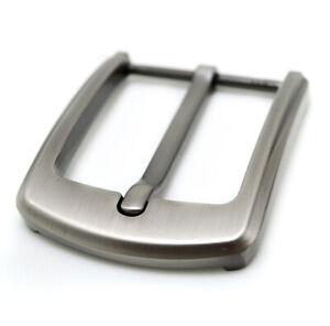 Neu-Metall-Stiftschnalle-fuer-Maenner-Lederguertel-Ersatz-Snap-On-40mm-Mode-DE