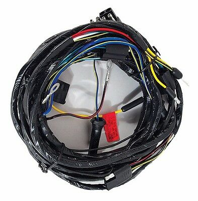 1966 ford mustang headlight wiring harness from firewall. Black Bedroom Furniture Sets. Home Design Ideas