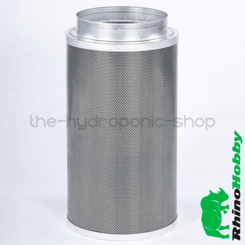 RHINO HOBBY CARBON FILTER 4 5 6 8 10 12 INCH HYDROPONICS