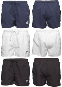 Umbro-Mens-Essential-Swim-Shorts-Sports-Swim-Football-Gym-Swimming-Beach