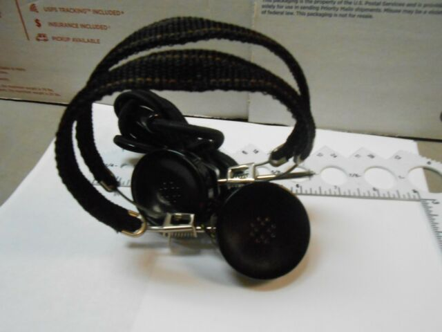 157-1 TRIMM  HEADSET  NEW OLD STOCK SAME AS H32A//U 17000 OHMS