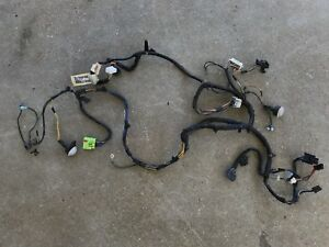 2005 Jeep Wrangler TJ Instrument Wiring Harness 56051634AA - Cut At  Speakers | eBayeBay