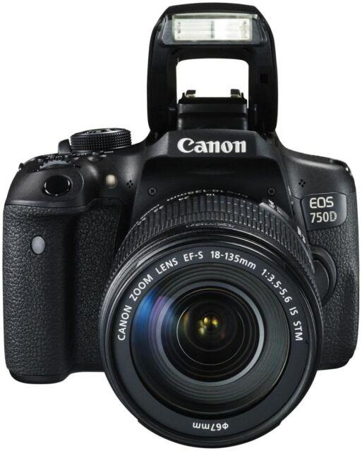 Canon EOS 750D + 18-135 IS STM (Spiegelreflexkamera)