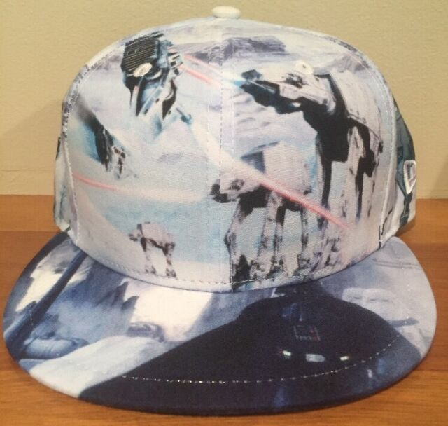 check out d123e 1bb1e ... top quality new star wars all over empire strikes back new era 59fifty  fitted hat sz
