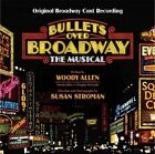Bullets Over Broadway The Musical Original Broadway Cast Recording CD