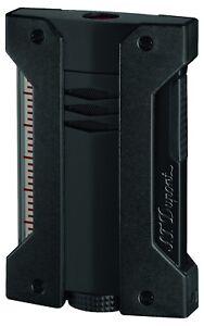 S.T. DUPONT Defi Extreme Feuerzeug Schwarz Matt mit Jetflamme, 021400, NEU&OVP