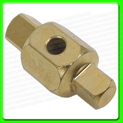 Drain Plug Key 10 mm Hexagon & 12 mm Hexagon Fitting [1576] Sump Plug Tool