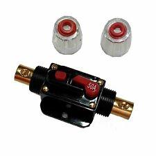 DC 12V Home Solar System Circuit Breaker Reset Fuse Inverter Circuit Protection