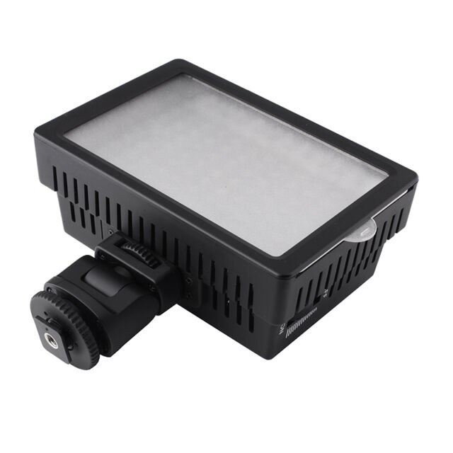 160 LED Video Light Photo Lamp fr Canon Nikon DSLR Camera Camcorder DV as CN-160