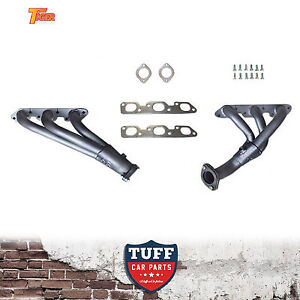 Details about VS V6 Holden Commodore Ecotec 3 8 Tiger Headers Extractors  with Manifold Gaskets