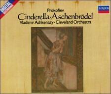 Sergei Prokofiev: Cinderella (Complete Ballet) [Audio CD] Sergei Prokofiev; Vl..