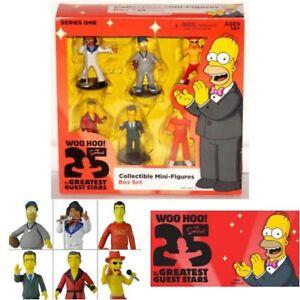 Neca Les Simpson Série 1 Figurine Kid Rock 25th Anniversary