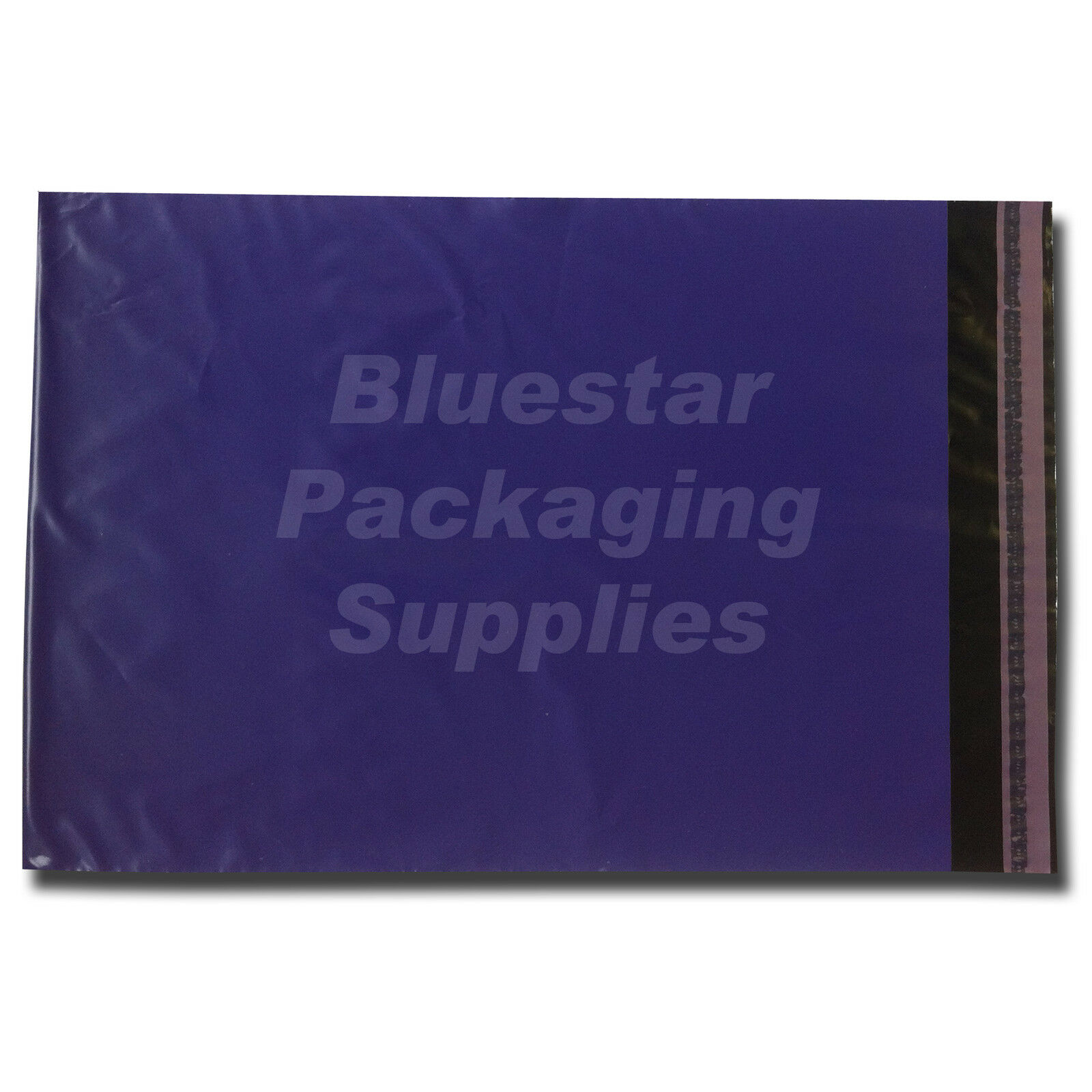 1000 Purple Strong Polythene Postage Mailing Bags 12 x 16  ( 305 x 405mm )