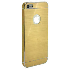 Luxury Champagne Gold Full Body Wrap Decal Skin Sticker for iPhone 5 5S